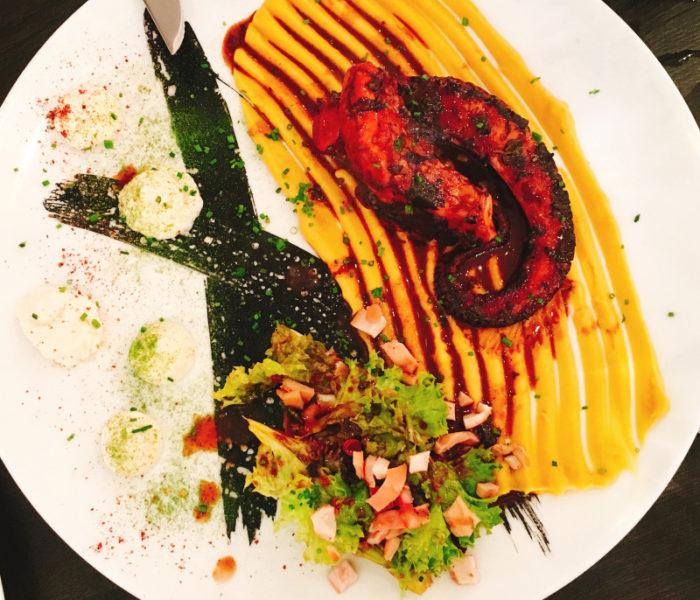 【食の勉強旅行】 ギリシャ地中海料理と日本食