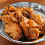 【簡単作り置きレシピ】鶏手羽元のお酢煮