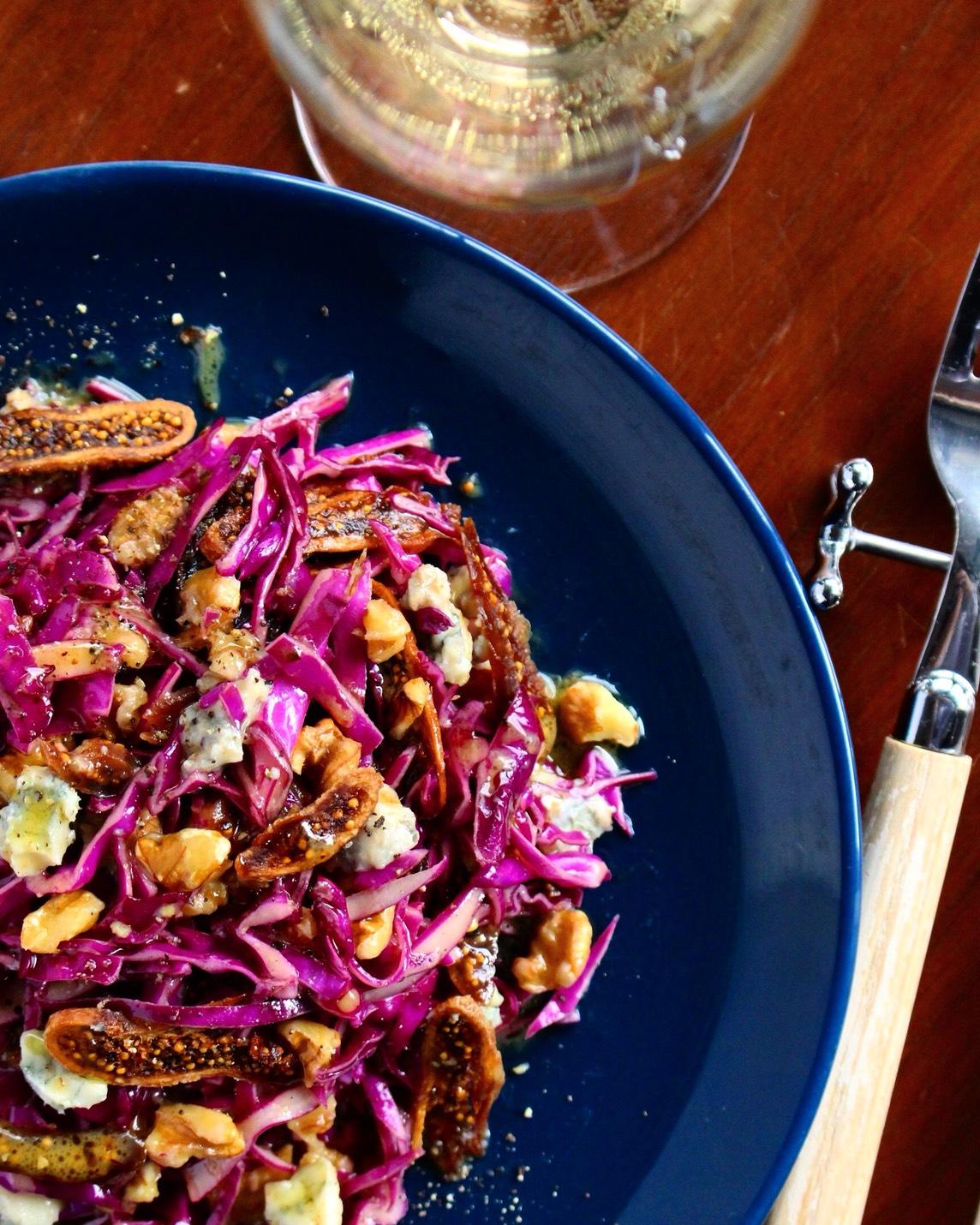 紫 キャベツ レシピ
