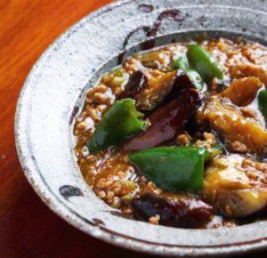 【レシピ 】ご飯が進む辛くない 麻婆茄子(作り置き)