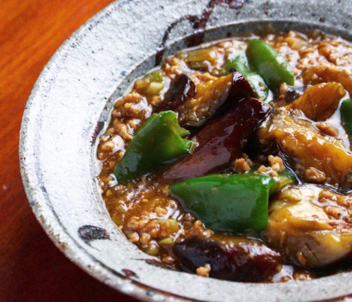 【レシピ 】ご飯が進む!辛くない麻婆茄子