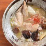 【レシピ】鳥手羽で簡単! サムゲタンスープ(参鶏湯)