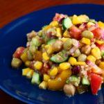 【レシピ】簡単ヘルシー!メキシカンサラダ