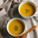【基本のレシピ】簡単 かぼちゃのポタージュ