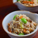 【簡単作り置きレシピ】ダイエットにも<br>おすすめの 卯の花(おからの炊いたん)