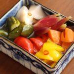 簡単♫ ピクルスの作り方 (作り置きレシピ)