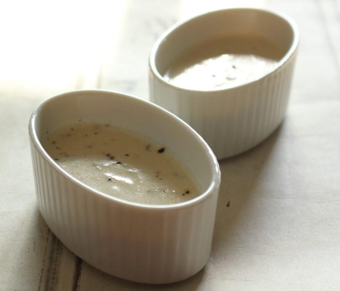 【レシピ】簡単ヘルシー!<br> シーザードレッシングの作り方