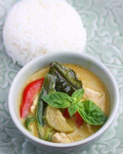 【レシピ】タイで学んだ♫ 簡単・本格 グリーンカレー