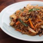 【作り置きレシピ】子供にも人気の韓国料理♫チャプチェ
