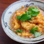 【レシピ】 鶏胸肉のみぞれ煮 (大根おろし煮)
